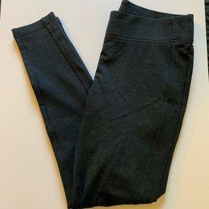 Ann Taylor Loft Dark Grey Leggings